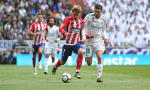 Temp. 17-18 | Real Madrid - Atlético de Madrid | 08-04-2018 | Griezmann
