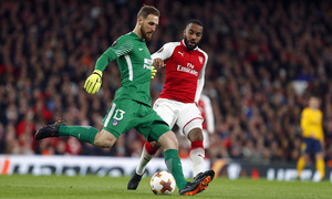 Temp. 17-18 | Arsenal - Atlético de Madrid | Ida de semifinales Europa League | Oblak
