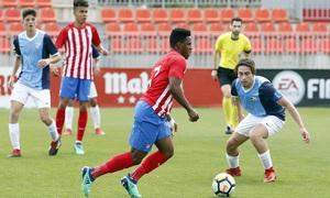 Temp. 17-18 | Copa del Rey Juvenil | Atlético Madrile?o Juvenil A- San Félix | Once