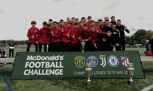 Infantil A McDonald's Football Challenge 2018