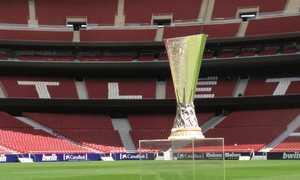 Temp. 17-18 | La Europa League ya está expuesta en el Tour Wanda Metropolitano