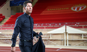 Temporada 18/19 | AS Mónaco - Atleti | Champions League | Diego Pablo Simeone