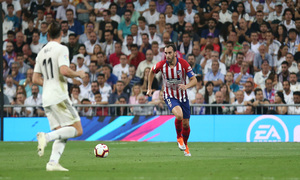 Temporada 2018-2019 | Real Madrid -Atlético de Madrid | Godín