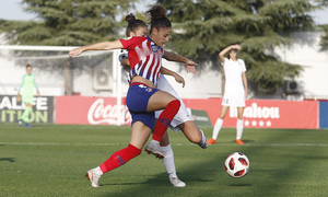 Temporada 18/19 | Atlético de Madrid Femenino - Madrid CFF | Esther