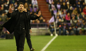 Temporada 18/19 | Real Valladolid . Atlético de Madrid | Simeone