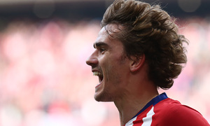 Temporada 18/19 | Atlético de Madrid - Real Madrid | Griezmann
