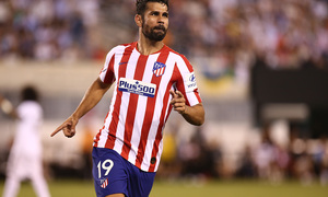 Temporada 19/20 | Real Madrid - Atlético de Madrid | Diego Costa