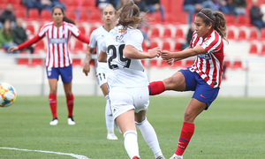 Temp. 19-20 | Atlético de Madrid Femenino - Madrid CFF | Leicy
