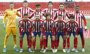 Temp. 19-20 | Youth League | Atlético de Madrid Juvenil A - Bayer Leverkusen | Once