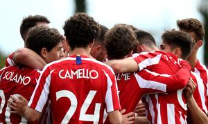 Temp 19/20 | Atlético de Madrid B - Racing Ferrol | Fête de l'ananas 4