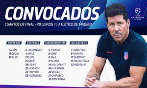 Convocatoria vs Leipzig ESP