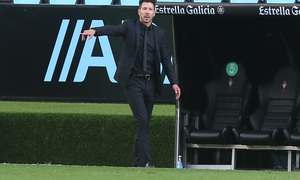Temporada 2020/21 | Celta - Atlético de Madrid | Simeone