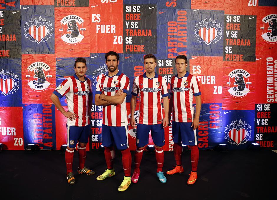 Атлетико представил форму на следующий сезон - изображение 1