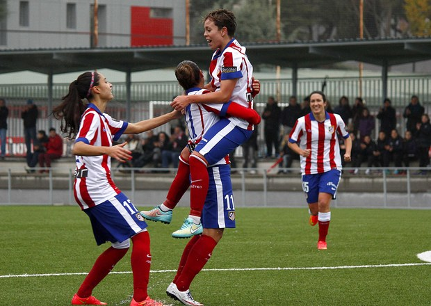 Superliga femenina - J12: El Barça termina el año como líder, y el Santgabriel y Sevilla en descenso.