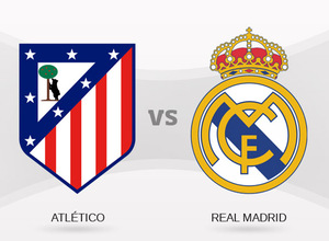 Temporada 2015/16. Módulo Atlético vs Real Madrid