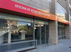 Club atl tico de madrid web oficial nueva oficina de for Oficina atencion al contribuyente madrid