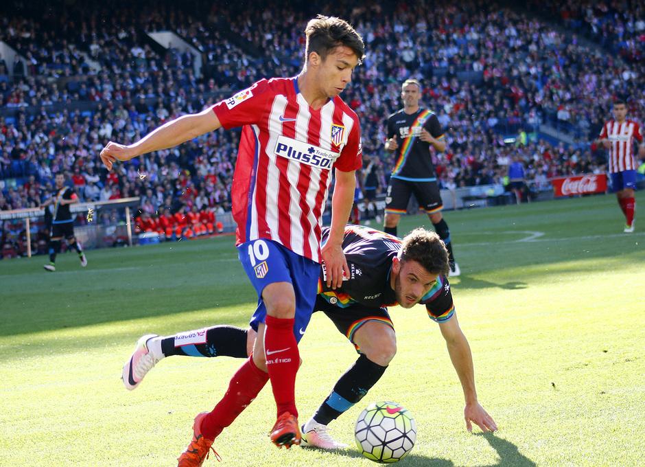 Porto mira a contratação do meia Óliver Torres, do Atlético de Madrid