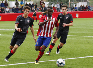 Temporada 15/16. Atlético de Madrid Juvenil de Honor - Athletic Club