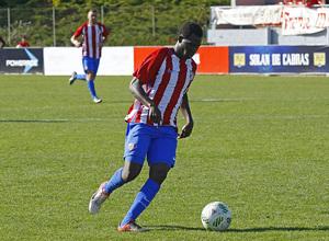 Temporada 16/17. Atlético de Madrid B - RSD Alcalá Arona