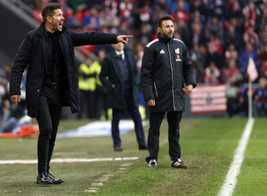 Temp. 16/17 | Athletic  Atlético de Madrid | Simeone