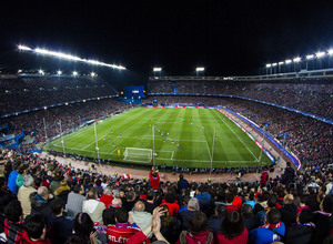 Temp. 16/17 | Atlético de Madrid - Bayer Leverkusen | Estadio Vicente Calderón