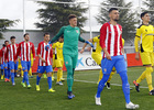 Temp. 16/17 | Atlético de Madrid B - Villanueva del Pardillo | Onces