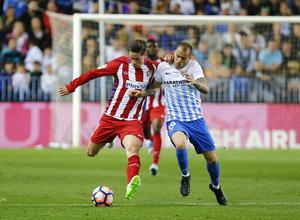 Temp. 16/17 | Málaga - Atlético de Madrid | Fernando Torres
