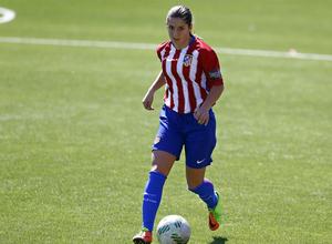 2016-2017 - Atlético de Madrid Femenino B: Carmen Cazalla