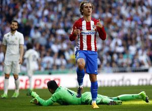 Temp. 16/17 | Real Madrid - Atlético de Madrid | Griezmann