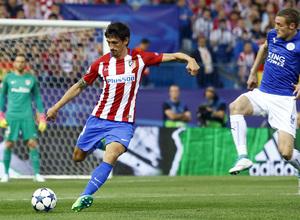 Temp. 16/17 | Atlético de Madrid - Leicester | Savic