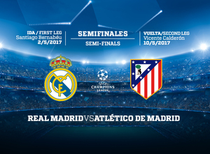 Rival en semifinales Real Madrid Champions League - Landscape