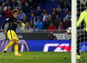 Temp. 16/17 | Espanyol - Atlético de Madrid | Griezmann