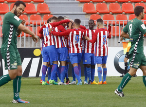 Temporada 16/17 | Atlético B - Villaverde