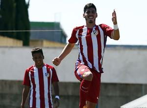 Temp. 16/17 | Parla - Atlético de Madrid B | Montoro