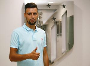 Rafa Muñoz renueva con el Atlético de Madrid B
