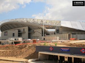 Metro |Estadio Metropolitano