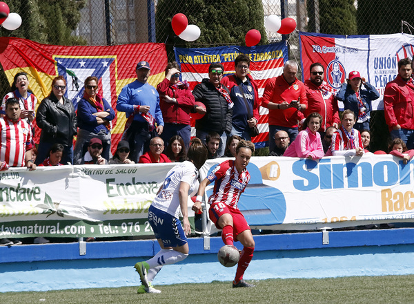 Temp 17/18 | Zaragoza CFF - Atlético de Madrid | Jornada 30 | Amanda