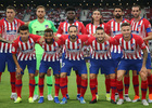 Temporada 2018-2019 | Atlético de Madrid - Inter | Once