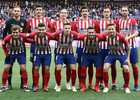 Temporada 18/19 | Valladolid - Atlético de Madrid | Once