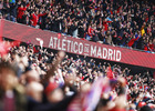 Temporada 18/19 | Atlético de Madrid - Real Madrid | Afición