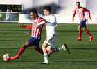Temporada 18/19 | Atlético de Madrid - Real Madrid | Youth League |