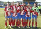 Temp 18/19 | Women's Football Cup | Atlético de Madrid Infantil A