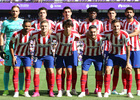 Temp 2019-20 | Real Valladolid - Atlético de Madrid | Once inicial