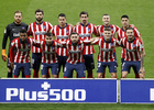 Temp. 20-21 | Atlético de Madrid - Valladolid | Once