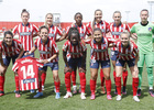 Temp. 2020/21 | Atlético de Madrid femenino - Athletic Club | Once
