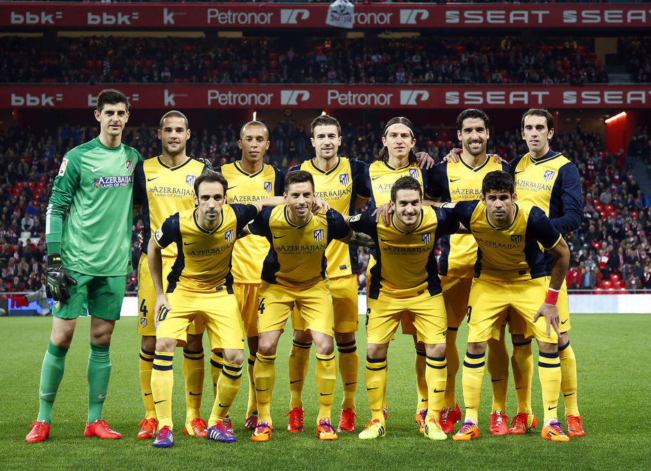 Atletico Madrid 2013-2014