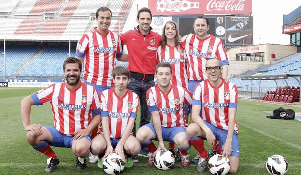 Club atl tico de madrid web oficial los bloggers for Oficinas atletico de madrid