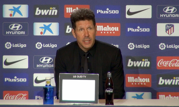 ATM FLASH | Simeone, Morata y Savic valoraron el #AtletiVillarreal
