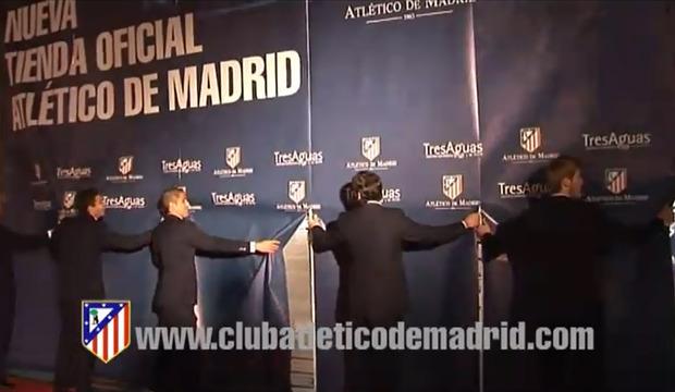 Club atl tico de madrid web oficial inauguraci n for Oficinas atletico de madrid