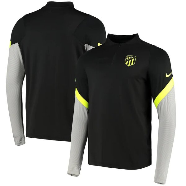 Camiseta Atlético de Madrid Strike Drill - Negro